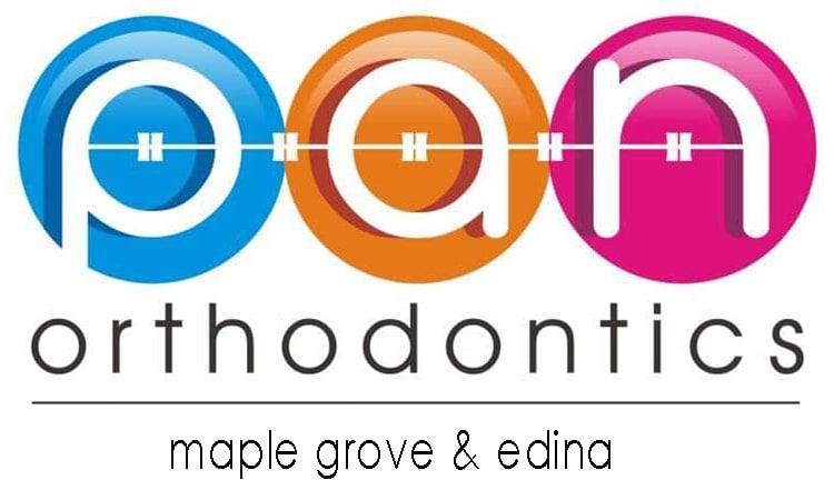 Pan Orthodontics Maple Grove Edina Logo